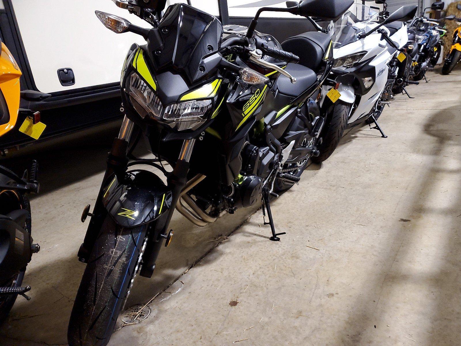 Photo 2020 Kawasaki Z650 ABS $7178