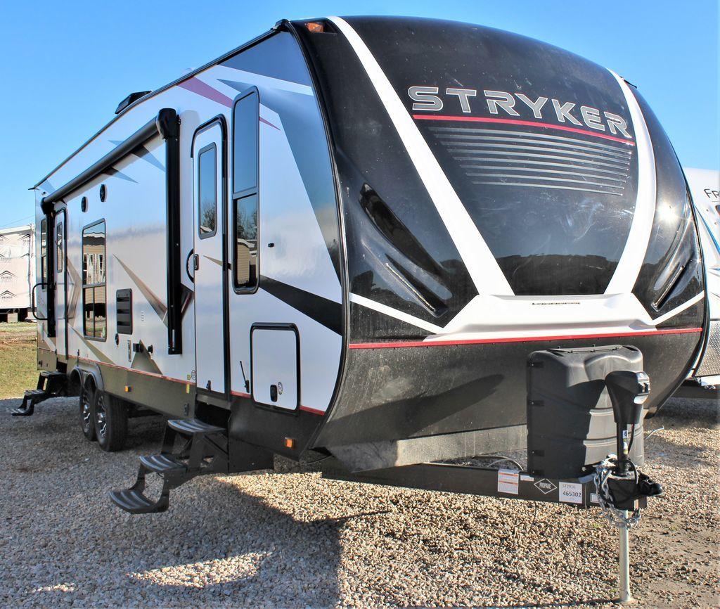 Photo 2021 Cruiser Rv STRYKER Stryker Trailer ST 2916 $49995