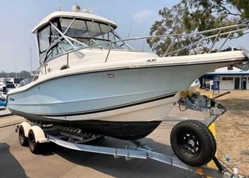 Photo great boat 2004 triton 2690 walk around - $29,900 (Montgomery)