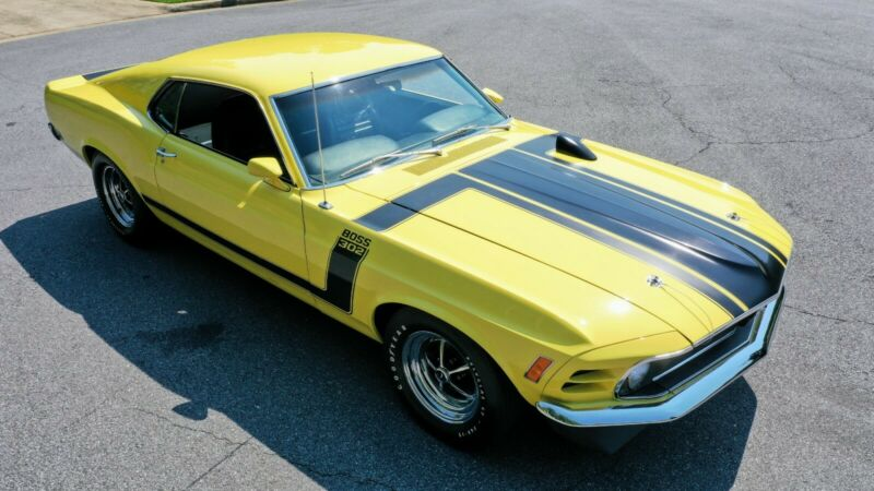 1970 Ford Mustang Boss 302 Fastback For Sale