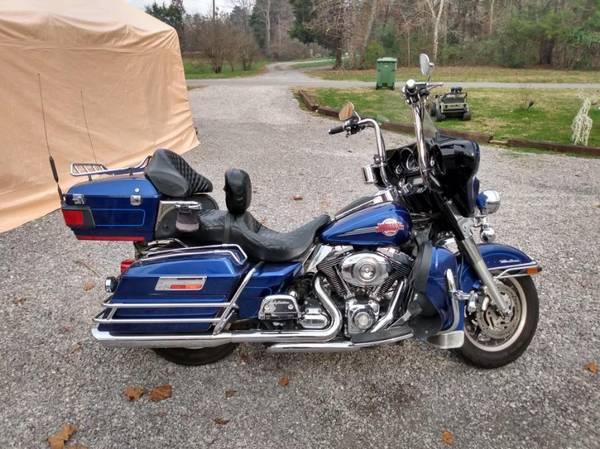 Photo 07 Harley Ultra Classic - $7,500 (Maynardville)
