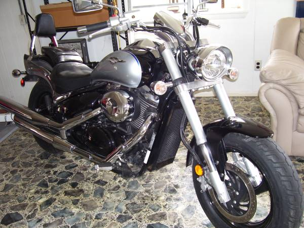 Photo 08 Suzuki Boulavard 800 - $3,000 (Albany ky)