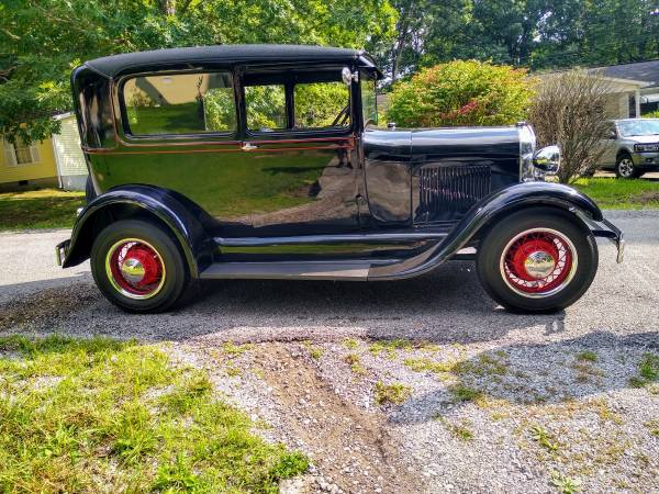 Photo 1928 Ford Model A Tudor - $16,500 (Crossville)