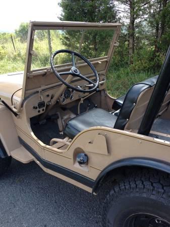 Photo 1946 Willys Jeep CJ- 2A - $10,900 (Granville)