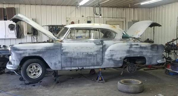 Photo 1949 1951 1953 1954 Chevy Belair parts for sale (J-Town)