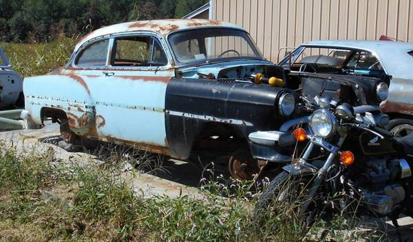 Photo 1954 Chevy Belair PARTS for sale