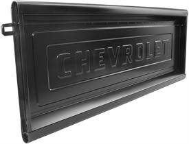Photo 1954 to 1987 chevy truck tailgate stepside lettered - $209 (Jamestown)