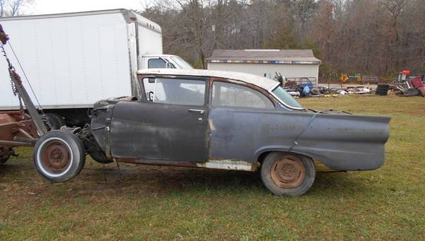 Photo 1957 Ford parts for sale (Grimsley)
