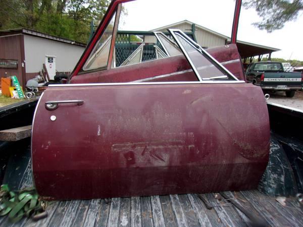 Photo 1964-1968  unknown GM hardtop door Chevy Pontiac Olds Buick not sure (grimsley)