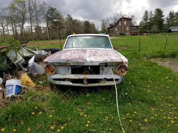 Photo 1965 Plymouth Barracuda Parts (Crossville, TN)