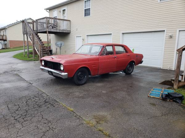 Photo 1967 ford falcon - $2000 (Cookeville)