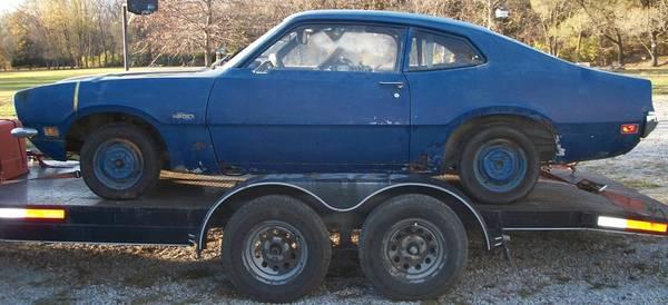 Photo 1970 Ford Maverick PARTS for sale