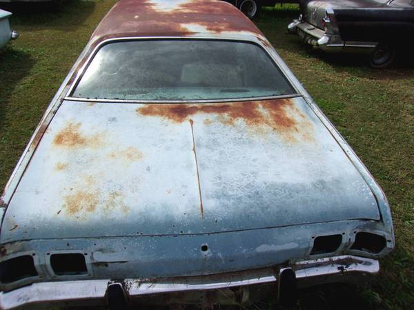 Photo 1973 Dodge Dart was a 340 car like a Duster or Sc PARTS (rivers edge)