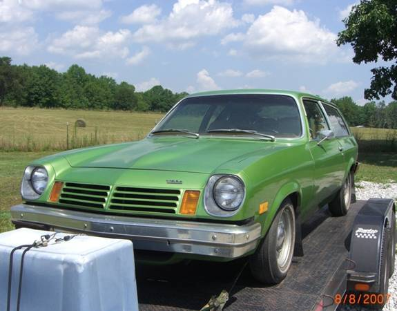 Photo 1975 1976 Chevy Vega Kammback wagon PARTS FOR SALE (OUT IN BANNER AREA)