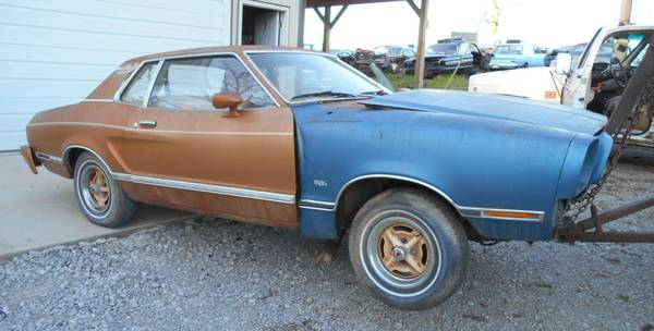 Photo 1978 Ford Mustang II PARTS 2 coupe cobra