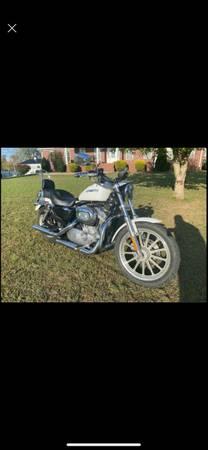 Photo 2006 Harley Davidson Sportster - $4,200 (Morgantown)