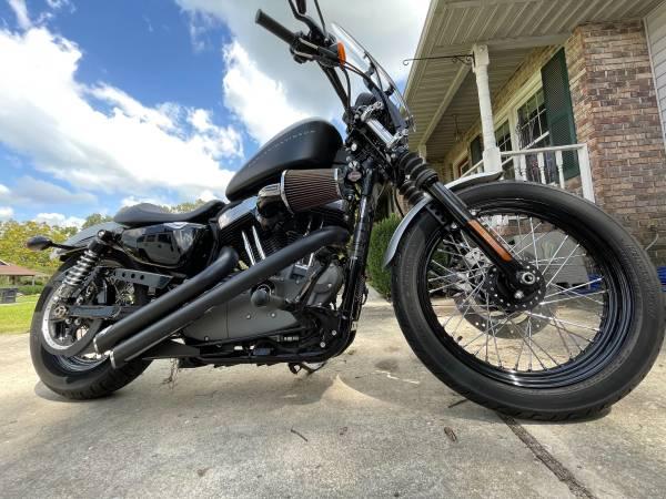 Photo 2009 Harley Sportster nightster 1200 XL Like New - $5,900 (Tullahoma)