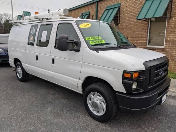 Photo 2010 Ford E-150 CargoWork Van We Finance EIN, ITIN, No Social No DL - $10990 (www.FirstChoiceAutos.com)