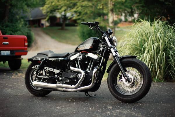 Photo 2012 Harley Davidson Sportster 48 - $8,500 (Russellville)