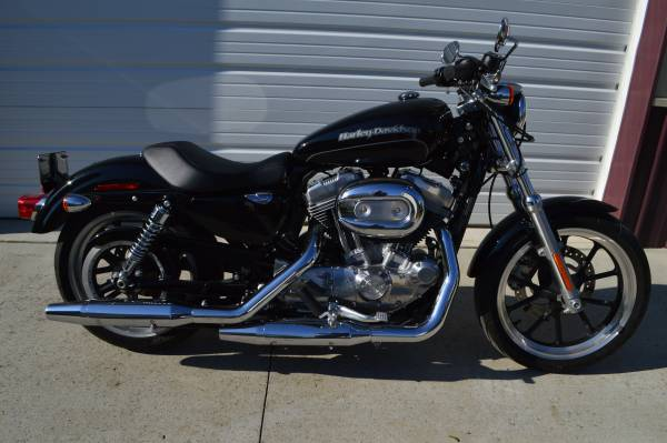 Photo 2015 Sportster- $$ Reduced - $6,900 (Crossville)