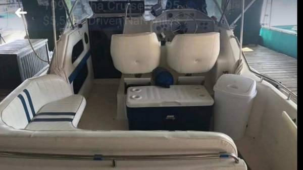 Photo 30 ft. Baha 295 Cabin Cruiser 380hrs. - $7800 (Horse Creek Marina)