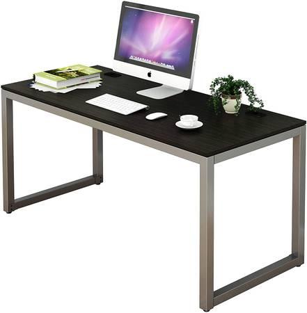 Photo 55quot Large Computer Desk Espresso NEW - $100 (Cookeville)