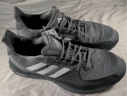 Photo Adidas Men39s Running Shoes Grey Size 12.5 - $87 (McMinnville)