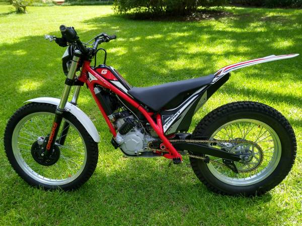Photo GAS GAS TXT 280 CONTACT Trials - $5,500 (Tallahassee)