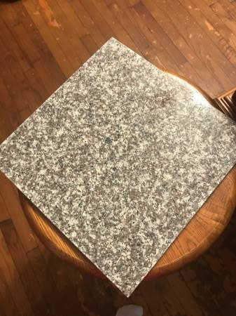 Photo Marble tile- 40 squares (12X12) - $60 (Powell)