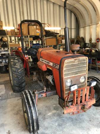 Photo Massey Ferguson 231 Diesel - $3500 (Sunbright Morgan County)