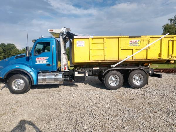 Photo Roll off dumpster rentals (Putman, white and Cumberland county)