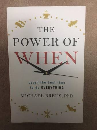 Photo The Power of When - $8 (Franklin)