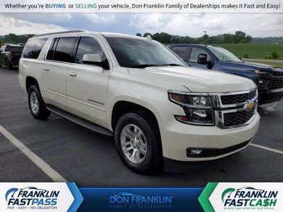 Photo Used 2015 Chevrolet Suburban 4WD LT w Luxury Package for sale