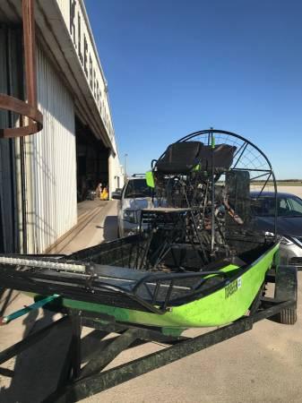Photo 1239 Airboat Kingsville, TX - $8500 (Kingsville)