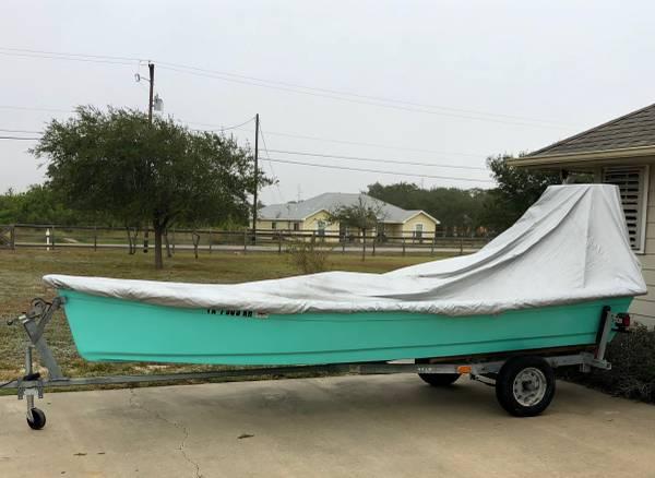 Photo 16 Poling Skiff, Micro-Skiff, Flats Skiff $4300 - $4,300 (Corpus ChristiFlour Bluff)