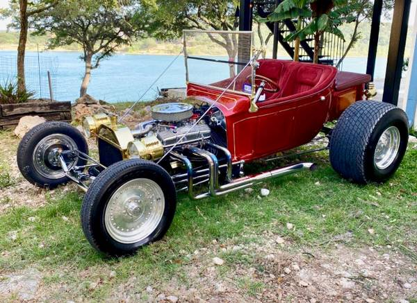 Photo 1924 Ford T-Bucket - $24,500 (Canyon Lake)