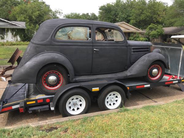 Photo 1936 Ford - $5,000 (Alice)