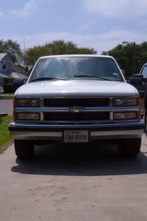 Photo 1996 Chevrolet 1500 Silverado 5.7 vortex - $6,500 (Corpus Christi, Tx)