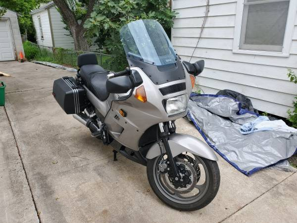 Photo 2002 Kawasaki Concours 1000 GTR - $5,500 (Corpus Christi)