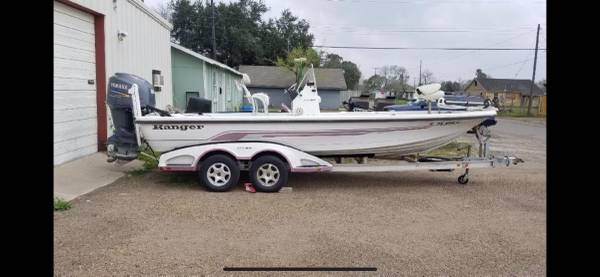 Photo 2006 RANGER BAY 2200 center console 250 Yamaha 22 4 stroke motor - $18900 (Kingsville Texas)