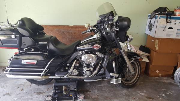 Photo 2007 Harley Electra Glide Ultra Classic - $6,000 (Corpus Christi)