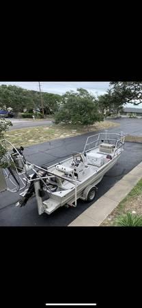 Photo 2013 Sea Ark flounder boat - $22,000 (San Antonio)