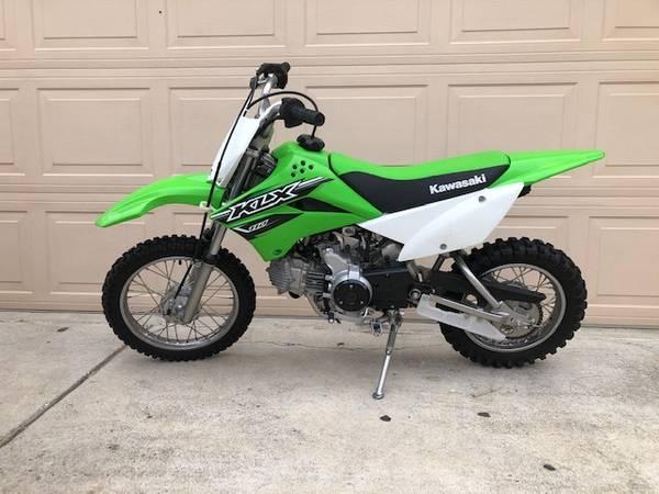 Photo 2020 Kawasaki KOX 110 - $3,200 (Southside)