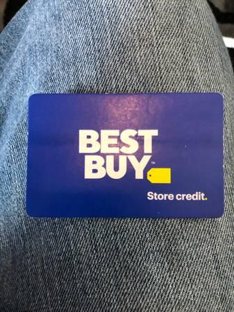 Photo Best Buy Store Credit $103.99 - $100 (Corpus Christi)