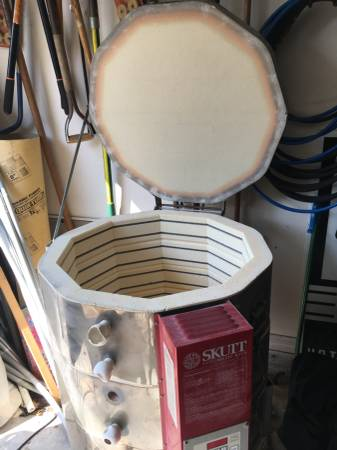 Photo Ceramic Elecrtic Kiln - $1650 (Edinburg)