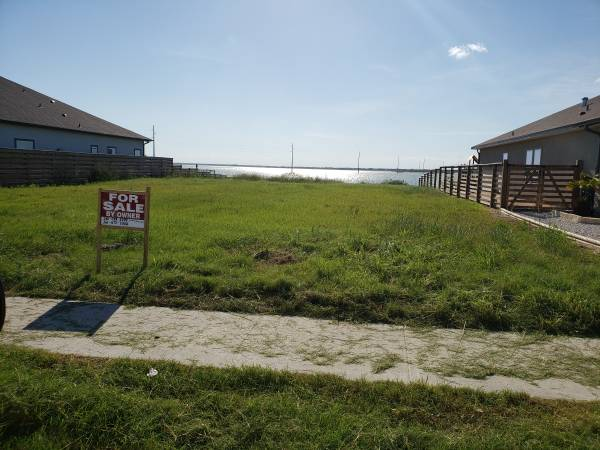 Photo Flour Bluff lot on the water (Flour Bluff)