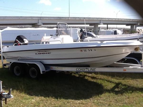Photo Hard to find Pro Logic 2001 Boat for Sale - $6,945 (Corpus Christi)