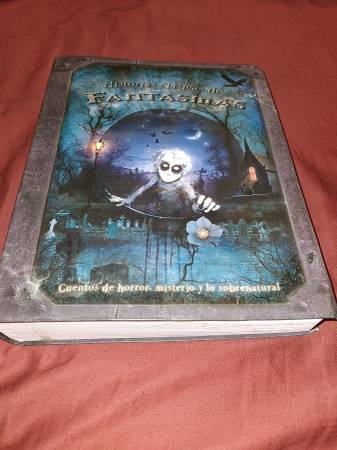 Photo Historias Clasicas de Fantasmas(Classic Ghost Stories) in Spanish Illu - $8 (Kostoryz, The Book Guy)