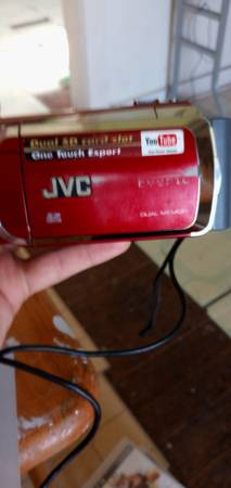 Photo Jvc camcorder - $20 (Sanantonio)