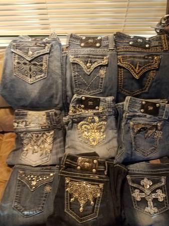 Photo Miss Me  other Brands Jeans - $20 (Corpus Christi)